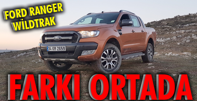 Ford Ranger Wildtrak ...