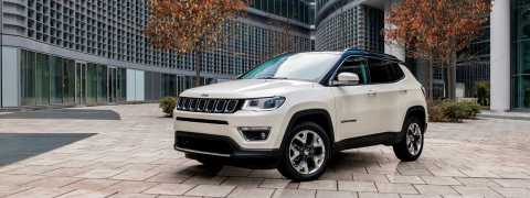 JEEP COMPASS'TA MAYIS'A ÖZEL FIRSATLAR!